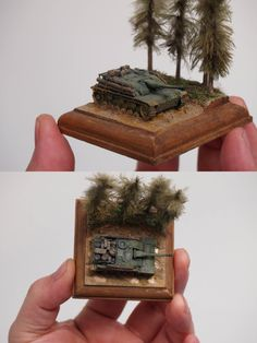 StuG III, Ausf. G in Finland. scale1/144 2inchesX2inches