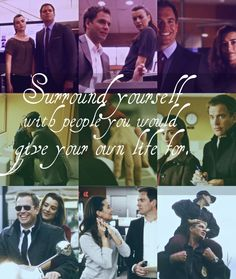 Surround yourself with people you would give your own life for. Tiva <3
