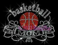 Basketball mom Lil Momma, Football Banquet, I Love Basketball, Bling Shirts, My Spirit, Kids Sports, To My Daughter, Banner, Banquet Ideas