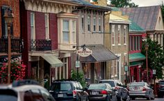 """America's """"Coolest Small Town"""" Berlin, Maryland Explore Love & War Boonsboro, Maryland Kayak a Wildlife Refuge Cambridge, Maryland Enjoy a Halloween Tradition Chadds Ford, Pennsylvania..."""