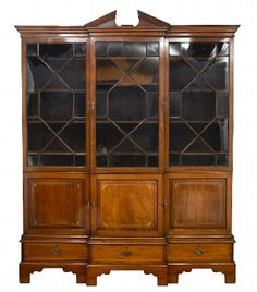 View this item and discover similar for sale at - Astral glazed fine quality bookcase. Inlaid to drawer and door fronts. Modern Bookcase, Antique Cabinets, Adjustable Shelving, Antique Furniture, 19th Century, Victorian, Antiques, Furniture Storage, Bookcases