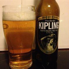 Kipling South Pacific Pale Ale