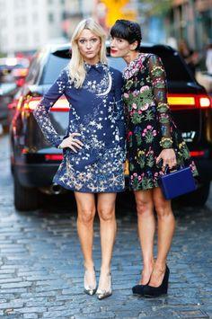 deacc9691ec1  street  fashion  snap ❤ Nyfw Street Style