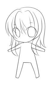 how to draw chibi - Google Search