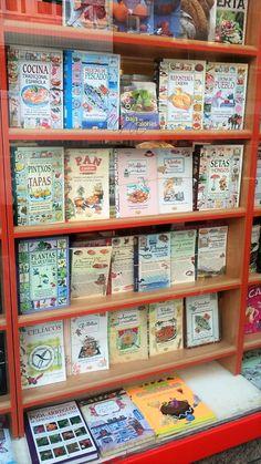 Libros de cocina! Para todos los gustos!   www.libreriaalzofora.es