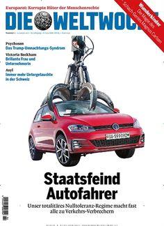 #Staatsfeind #Autofahrer 🇨🇭 🚗 #Nulltoleranz-Regime macht fast alle zu #Verkehr-Verbrechern #Schweiz  Jetzt in Die Weltwoche: