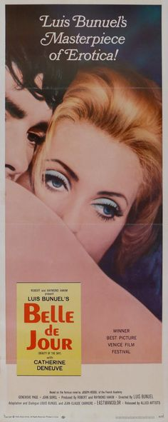 Luis Buñuel's Belle de Jour (1967) starring Catherine Deneuve
