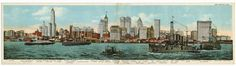 Lists for Lesson Planning: Annotated Lists of Primary and Secondary Sources for Gr. 6-12 on (4) New York, Then and Now #TeachNYPL #CommonCore