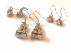 Halloween earrings - The Supermums Craft Fair
