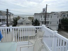 Monihan.com - 3113 Central Avenue-North, Ocean City, NJ This Ocean City, New Jersey vacation rental boasts 2 bedrooms, 1 bath and sleeps 6 people and is decorated perfectly. The rear deck has a view of the Atlantic Ocean and one of the widest beaches in Ocean City that you can enjoy while relaxing in the sun. It is only 8 blocks from the famous Ocean City boardwalk and is an ideal vacation rental for a small family.