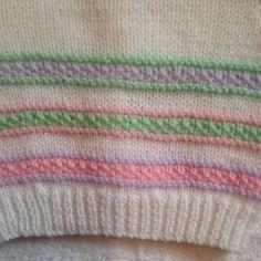 Pastel colours baby cardigan Crochet , Pastel colours baby cardigan Pastel colours baby cardigan Knitting pattern by Seasonknits Bebé. Crochet Baby Cardigan, Baby Cardigan Knitting Pattern, Arm Knitting, Baby Knitting Patterns, Baby Patterns, Crochet Patterns, Baby Sweaters, Girls Sweaters, Baby Pullover