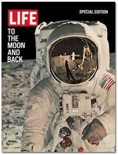 I like LIFE magazine covers because they clearly convey the purpose of the magazine. The large image immediately draws attention to the subject matter.