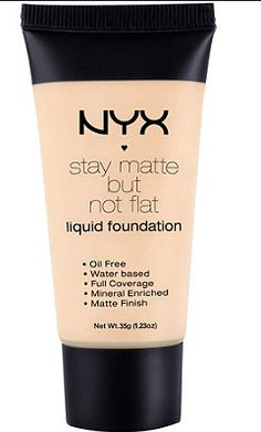 NYX knows how to stay matte