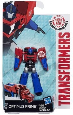 Optimus Prime Action Figure Legion Transformers Robots in Disguise