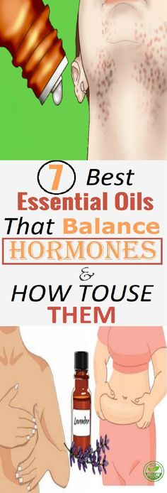 The 7 Best Essential Oils That Balance the Hormones (How to Use Them) - Organic Health