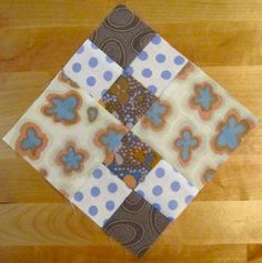 Farmers Wife Quilt Block #2