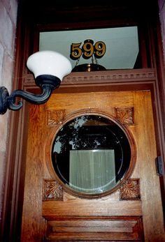 F. Scott Fitzgerald's Home. 599 Summit, St. Paul, MN