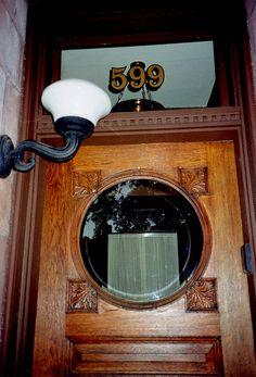 F. Scott Fitzgerald's Home. 599 Summit, St. Paul, MN