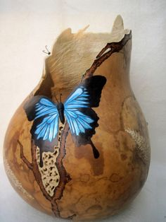 Lamps by Joanna - New artistic take on gourds