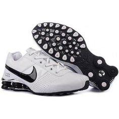www.asneakers4u.com 438684 014 Nike Shox Conundrum White Black J02026