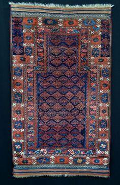 Antique TIMURI Tribal Rugs at Brian MacDonald Antique Rugs & Carpets - Stock