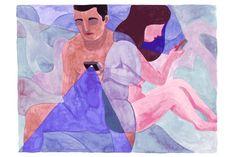 Kim Roselier - le sexe et l'art