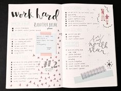 softly blooming. — [fri. 26 february] here are my spreads from the...