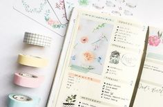 *buys three more packets of washi tape*