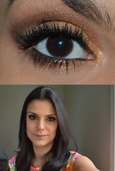 Quer aprender a fazer esse olhão cobre da Marina Smith? Olha só o tutorial: http://juliapetit.com.br/beleza/cobre-3