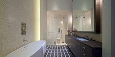 Tribeca Duplex | Living Space Design
