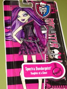 Monster High Spectra Fashion Pack Doll Clothes New   eBay
