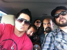 Zak,Billy,Ashley,Aaron,Jason