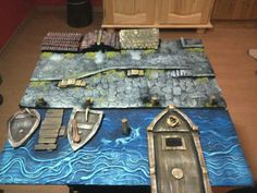 Volker Schuetz's post in DM Scotty's Crafts N' Games