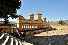 Granfonte in Leonforte, Sicily (Italy). www.italianways.com/the-silence-of-water-in-leonfortes-granfonte/