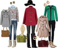 """fall fashion"" by aniri310 on Polyvore"
