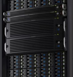Dell Compellent zNAS a highly scalable ZFS file server with clustering support.