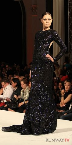Michael Cinco, can someone say statement dress?