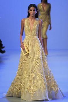 Fashion Friday: Elie Saab Haute Couture Spring 2015 #chernayabridalhouse