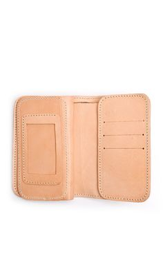 Pike Brothers 1965 Rider Wallet Natur