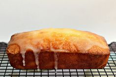 Milk and Honey: Sour Cream Lemon Drizzle Cake