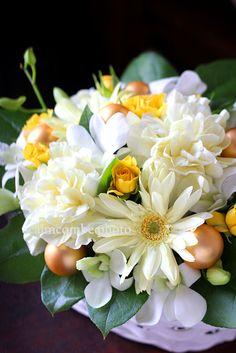 flower arrangement---花屋が作って撮った花の写真---フラワーアレンジメント