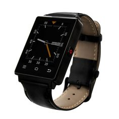 Binmer(TM) D6 3G Smartwatch Android 5.1 MTK6580 Quad Core WiFi GPS Smart Watch (Black) *** Want additional info? Click on the image. (This is an affiliate link and I receive a commission for the sales)