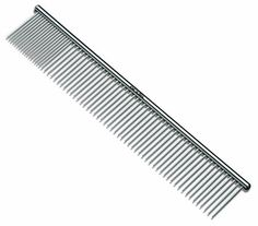 Andis Pet 10Inch Steel Comb 65725 * Find out more about the great product at the image link.(This is an Amazon affiliate link and I receive a commission for the sales)