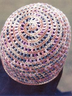 Picture of Fast Crocheted Hats
