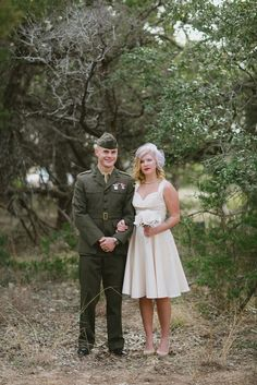 Real Weddings: Courtney and Mait's Austin, Texas Elopement @ Chapel Dulcinea