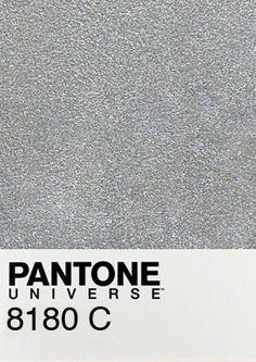 silver Pantone