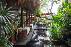 Three Monkey Cafe,  ubud stopped in every morning for coffee and ended up,with a tour guide / waiter- wayan