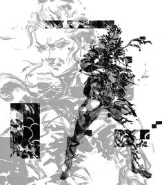 Naked Snake Promo - Pictures & Characters Art - Metal Gear Solid 3: Snake Eater