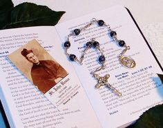 Unbreakable Chaplet of St. John Bosco  Founder by foodforthesoul, $21.95