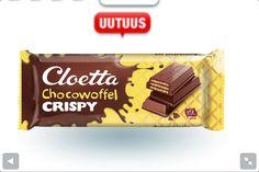 Cloetta Chocowoffel Crisp 80g
